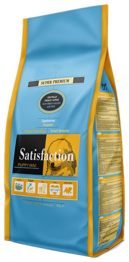 Satisfaction Puppy Mini 15 Kg