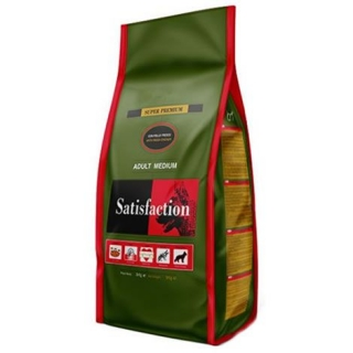 Satisfaction Adult Medium 15 Kg