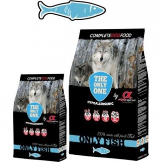 Alpha Spirit Only Fish - Saco De 3 Kg