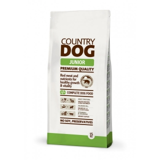 Pienso Para Perros Country Dog Food Junior - 15kg