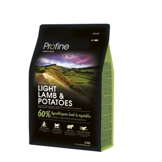 Profine Light Cordero 3 Kg