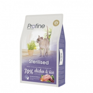 Pienso Gato Profine Sterilised 10 Kg