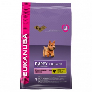 Eukanuba Puppy Small Breed - Saco De 1 Kg