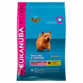 Eukanuba Mature & Senior Small Breed - Saco De 3 Kg