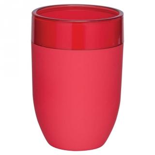 Sealskin Vaso Bloom 361770459 (rojo)