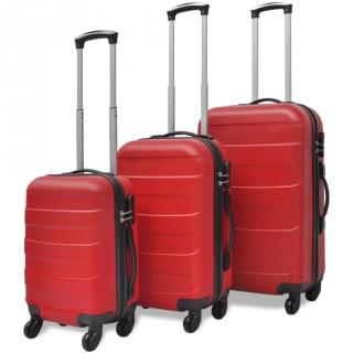 e4aac6b31 Trolley ABS Visby 77Cm Energetic Red TSA | Las mejores ofertas de ...