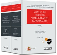 Manual De Derecho Administrativo Sancionador (2 Tomos) (papel E-book)