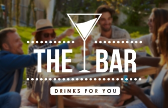 Ir a The Bar. Drinks for you
