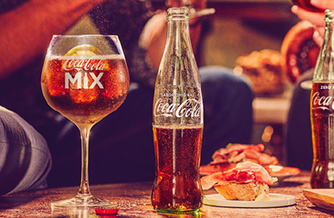 Ir a Coca-Cola Mix -  Siempre es un buen momento para probar algo diferente.