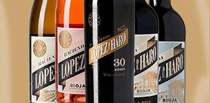 Ir a Hasta un -17% dto en Hacienda López de Haro