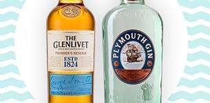 Ir a Plymouth y Glenlivet - Hasta un -20% de dto