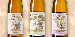 Ir a Hasta 25% de dto - Spanish White Guerrilla - D.O.Ca. Rioja y D.O. Rueda