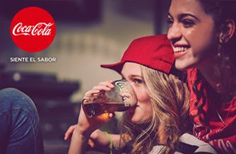 Ir a Coca-Cola - Siente el sabor