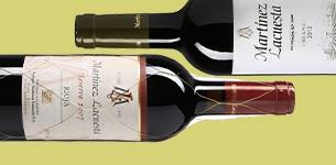 Ir a Hasta 20% de dto -Martínez Lacuesta - D.O.Ca.Rioja