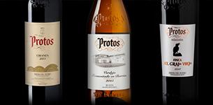 Ir a Bodegas Protos - D.O. Ribera del Duero y D.O. Rueda - Hasta 7% dto