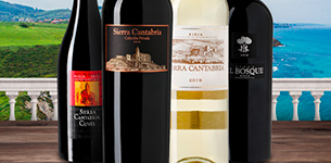 Ir a Sierra Cantabria - D.O.Ca. Rioja - Hasta 14% dto