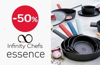 Ir a 50% de descuento en ESSENCE de Infinity Chefs