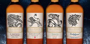 Ir a Whiskies escoceses inspirados en Juego de Tronos