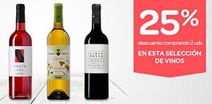 Ir a Ahorra en esta selección de vinos