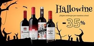 Ir a Hallowine - Déjate embrujar por estos asombrosos vinos con un 35% dto.