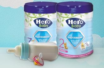 Ir a 2ª -70% en leche en polvo Hero Baby
