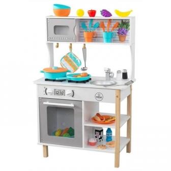 Kidkraft Kitchen All Time Play En Madera Con Ofertas En Carrefour Las Mejores Ofertas De Carrefour