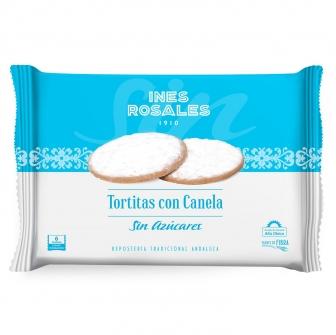 Tortitas Con Canela Sin Azúcar Inés Rosales 180 G Carrefour Supermercado Compra Online