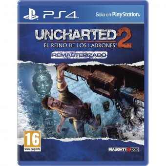 Uncharted 2: Among Thieves para PS4