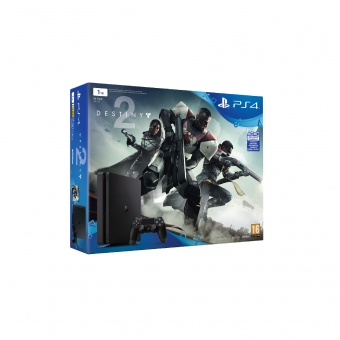 PS4 Slim 1TB con Destiny 2