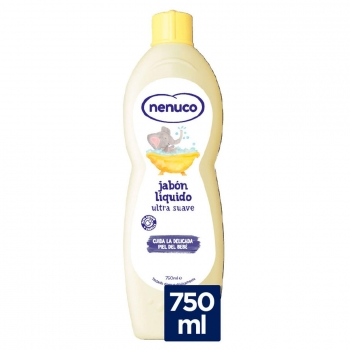 Gel de ducha ultra suave Nenuco 750 ml