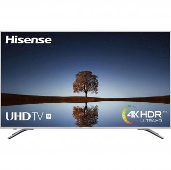 TV LED 127 cm (50'') Hisense 50A6500, UHD 4K, Smart TV