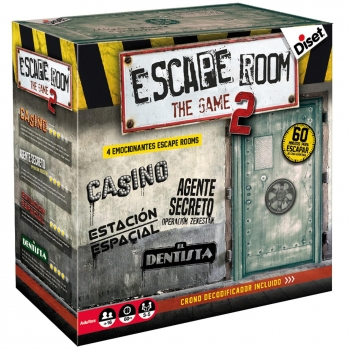 Diset - Escape Room, The Game