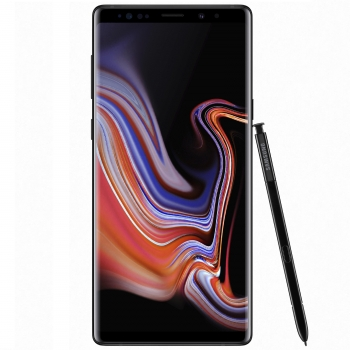 Samsung Galaxy Note9 Midnight Black 128GB