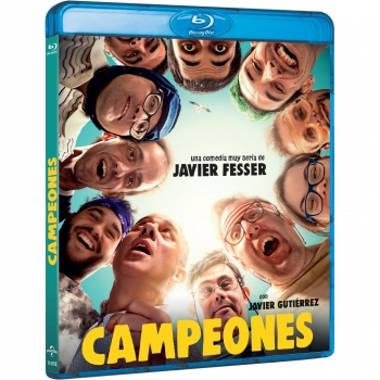Campeones. Blu-Ray