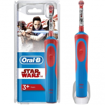 Cepillo de Dientes Eléctrico Infantil Oral-B Stages Star Wars