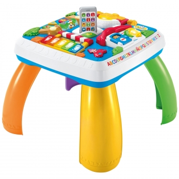 Fisher-Price - Mesa Multiaprendizaje Bilingüe