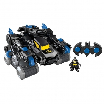 Imaginext Bat - Robot Transformable