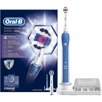 Cepillo Dental Oral-B PRO4000 SmartSeries con 3D Action y Bluetooth 4.0