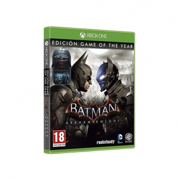 Batman Arkham Night Goty para Xbox