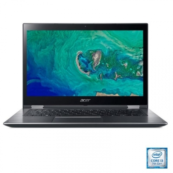 Convertible 2 en 1 Acer Spin 3 SP314-51-38BY con i3, 4GB, 1TB, 35,56 cm - 14''
