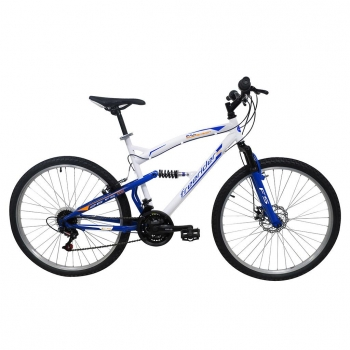 "Mountain Bike Suspensión Total 26""  18 V"