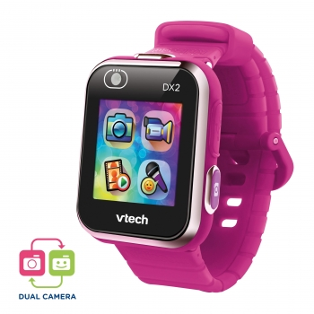 VTech - Kidizoom Smart Watch DX2 Frambuesa