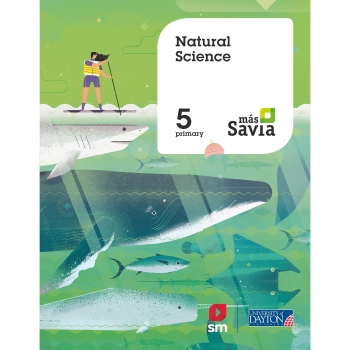 NATURAL SCIENCE 5 PUPIL´S BOOK