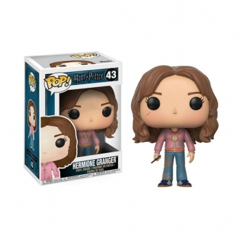 Figura Funko Pop! Harry Potter: HP- Hermione W/Time Turner