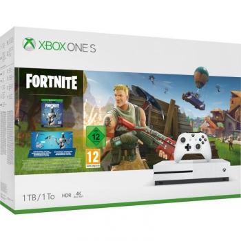 Xbox One S 1TB con Fornite