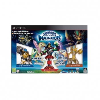 Starter Pack Skylanders Imaginators para PS3