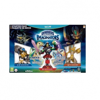 Skylanders Imaginators Crash Edition para Wii U