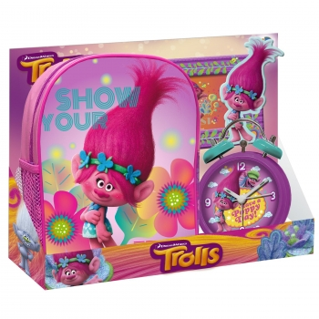 C y P - Set Regalo Trolls