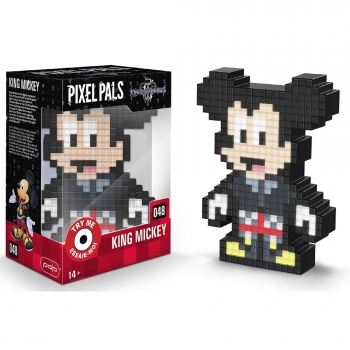 Pixel Pals Mickey Kingdom Hearts