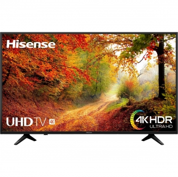 TV LED 127 cm (50'') Hisense 50A6140, UHD 4K, Smart TV
